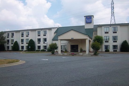 ‪سليب إن: Sleep Inn Hickory‬