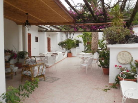 Hotel Magnolia: esterno