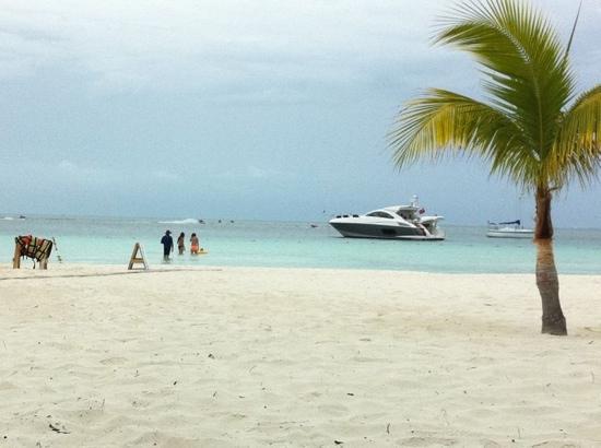 Grand Royal Lagoon: excelente playa, de las mejores en Cancun.
