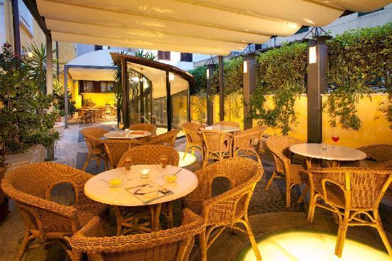 Windrose Hotel: Terrazza