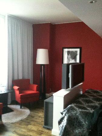 Elite Grand Hotel Norrkoping: rum med utsikt mot torget