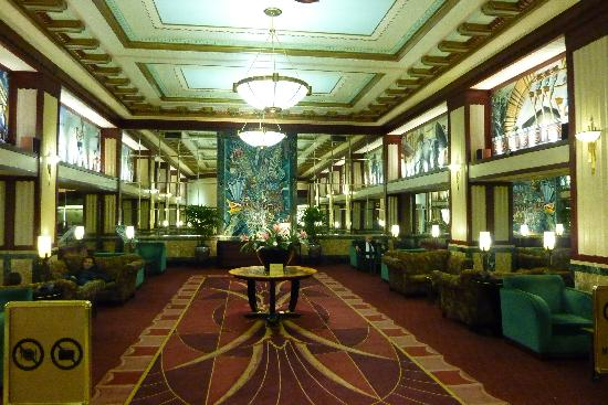Hotel Edison NYC Lounge - Picture of Hotel Edison Times Square, New York City - TripAdvisor