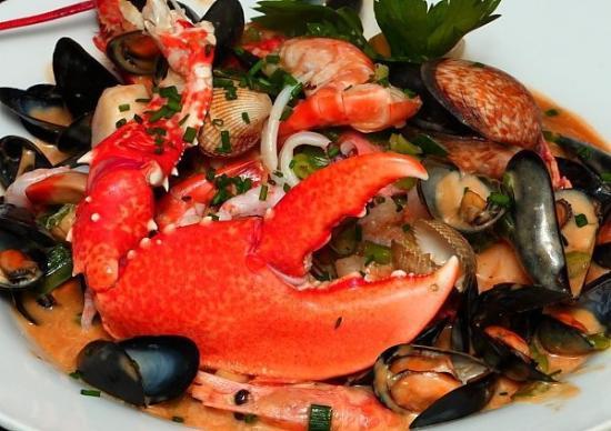 Roseville Bistro Lobster Delights
