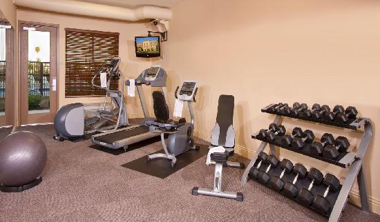 Ayres Hotel Chino Hills: Fitness Studio