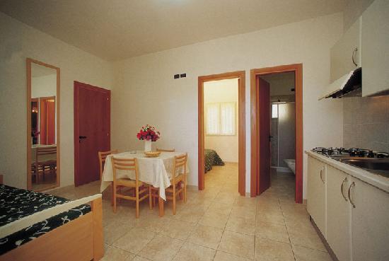 Defensola, Italia: interno zona soggiorno