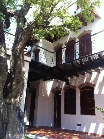 Casa de Isabella - a Kali Hotel: Courtyard View