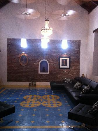 Casa de Isabella - a Kali Hotel: Lounge Area Entrance