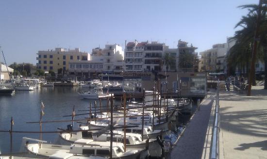 cafe thalassa: harbour side