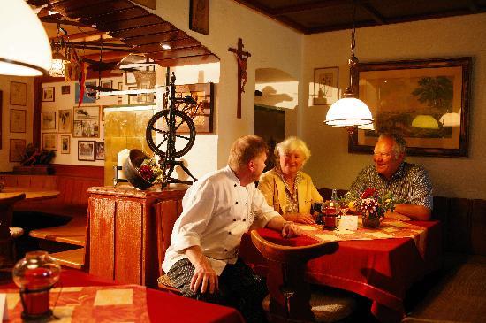 Hotel Imbery : Gemütlich und rustikal im Bauernstüble