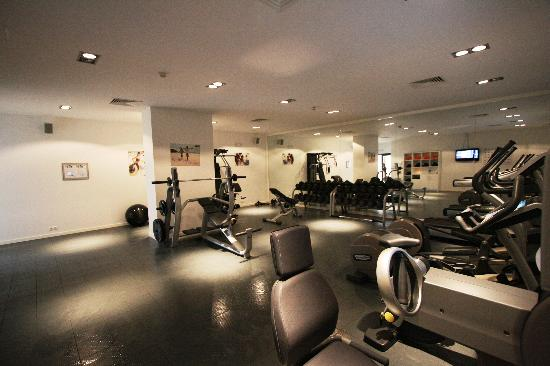 Melia Tortuga Beach Resort & Spa: The Gym