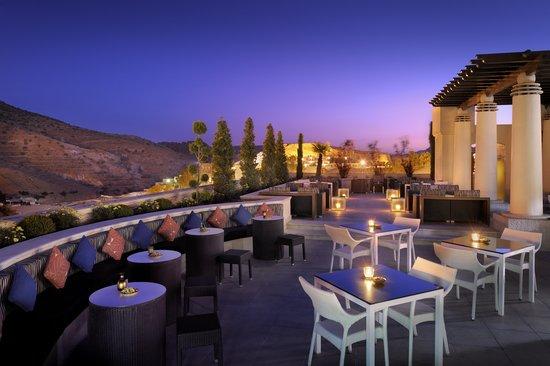 Movenpick Resort Petra : Roof Garden