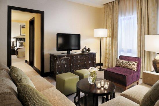 Movenpick Resort Petra : executive suite