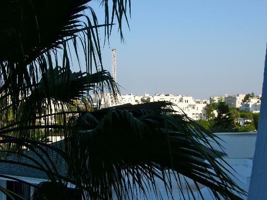 Hotel Kanta : View from Room 243