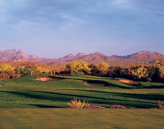 Fountain Hills, AZ: We-Ko-Pa Golf Club
