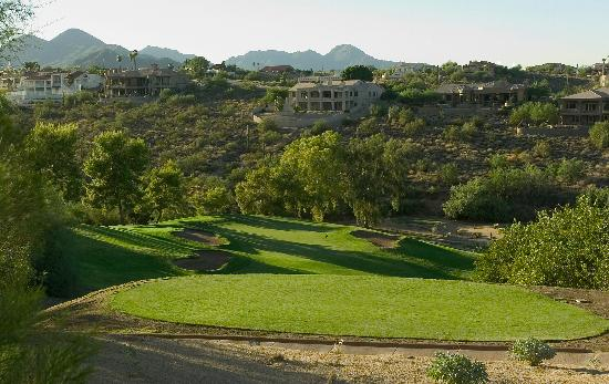 Fountain Hills, AZ: Desert Canyon Golf Club
