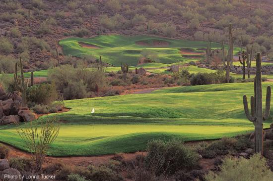 Fountain Hills, AZ: SunRidge Golf Club