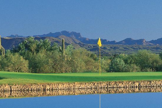 เฟาน์เทนฮิลส์, อาริโซน่า: Tonto Verde -Golf Club