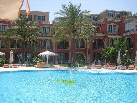 IBEROSTAR Grand Hotel Salome: la piscina