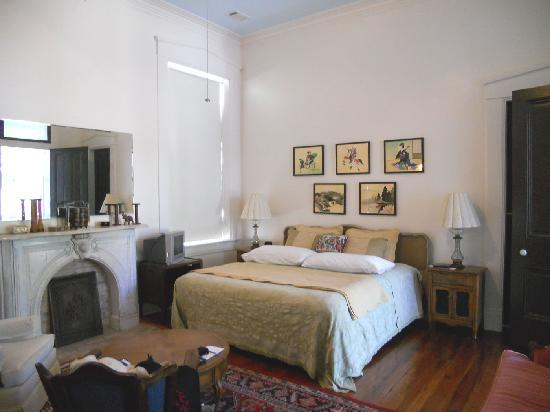 Bazsinsky House: bedroom 1