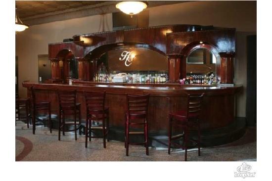 Hotel Cazan: Cazan Bar