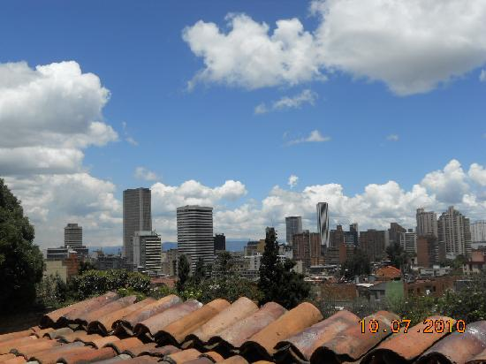 Destino Nomada - DnHostel Bogota: View from the hostel