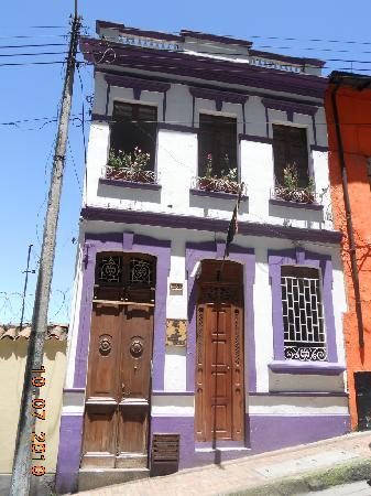 Destino Nomada - DnHostel Bogota: Entrance
