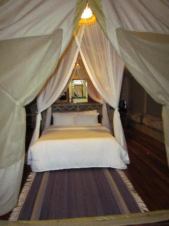 Sarova Mara Game Camp: Room/Tent