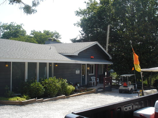 Tribesman Resort: Office