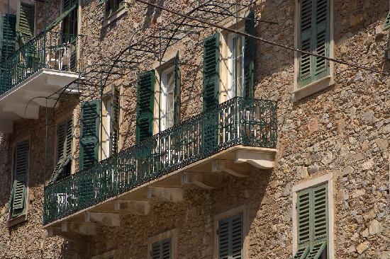 L 39 Antica Casa In Pietra Scorcio Esterno Foto Di Hotel