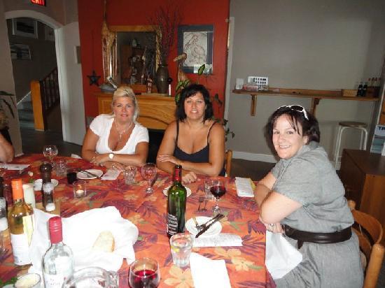 The Britt Inn: The girls!