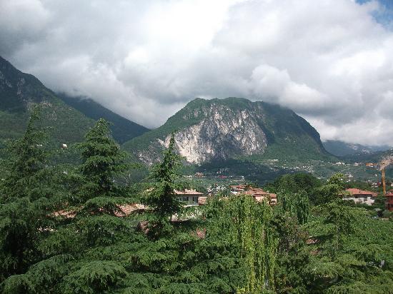Villa Nicolli Romantic Resort: View from room 403