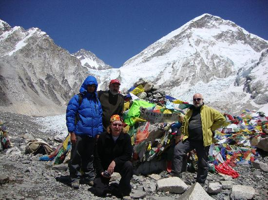 Breakfree Adventures - Private Day Tours: Everest Base Camp