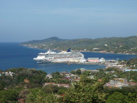 Beach Property Picture Of Roatan Christopher Tours