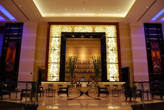 Radisson Blu Cebu: hotel lobby