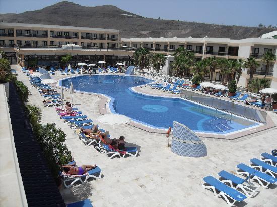 Villa Stella Jandia: dunas hotel pool