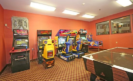 Ramada Asheville / Biltmore West: Gameroom