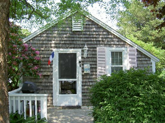 Captain Gosnold Village Cottage Colony: l'avant de notre maison