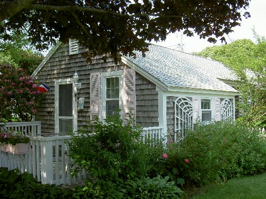 Captain Gosnold Village Cottage Colony: encore notre maison