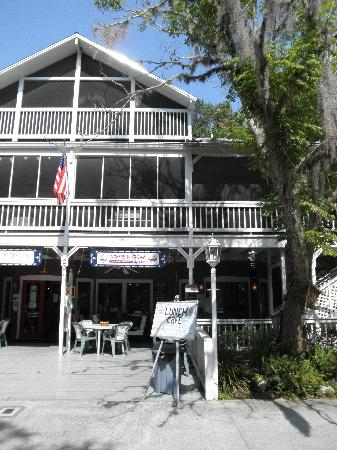Coffee N Cream: downtown Micanopy, FL