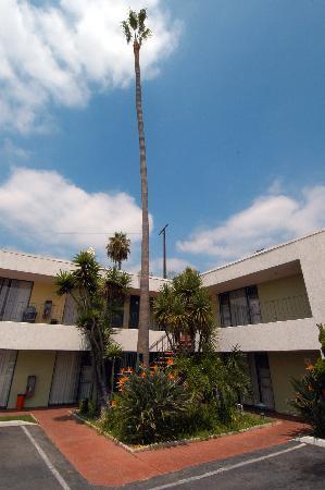 Vagabond Inn Los Angeles at USC: Hotel Public Area