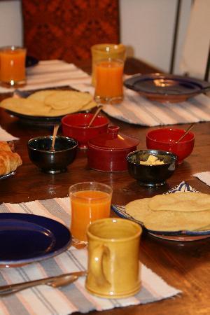 Riad Sekkat: Cuisine