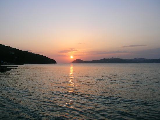 Lafodia Hotel & Resort: sunset