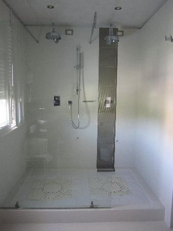 Hotel Moderno Chianciano: la super doccia
