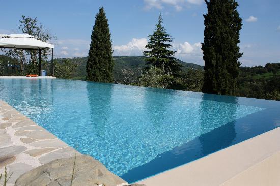 Borgo di Carpiano: piscina