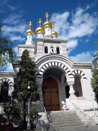 Geneva, Switzerland: Russian Orthodox Church