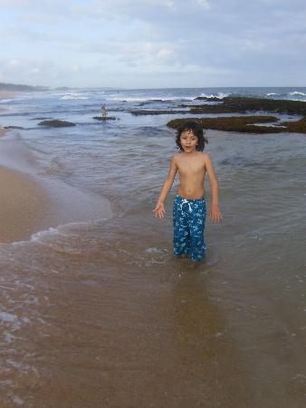 """Tangalle, Sri Lanka: Direkt vor der """"Haustüre"""""""
