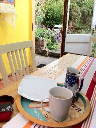 Jasmin Cottage: Breakfast Room