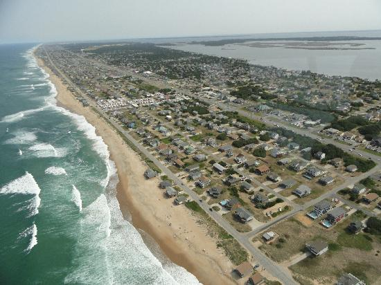 Coastal Helicopters: Outer Banks Coastal View