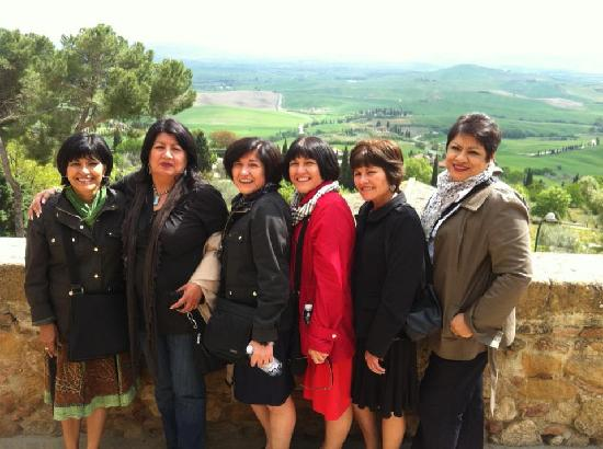 Monteriggioni, Italië: Everyone loved the tour