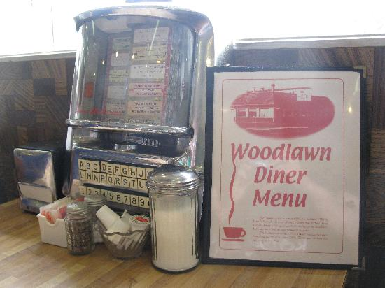 Woodlawn Diner: Look familiar?